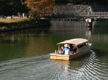 堀川遊覧船